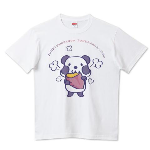 夏Tシャツ 秋Tシャツ パンダ 焼き芋 秋イラスト