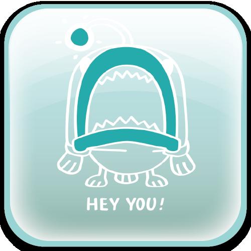 魚 アンコウ あんこ姫 海の底の Tシャツ