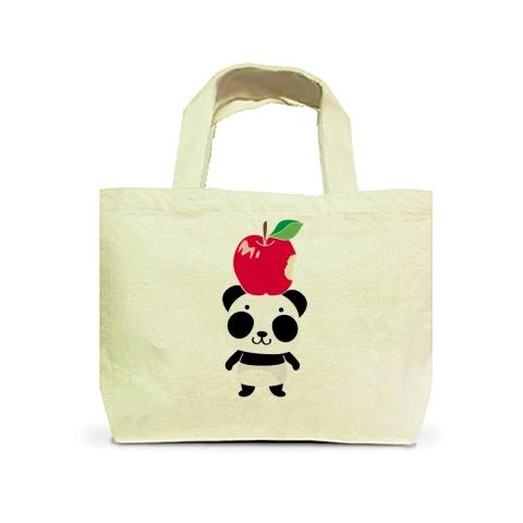 キャラクター キャラ パンダ ぱんだ リンゴ りんご 誰 ズレてもぱんだズレぱんだちゃん