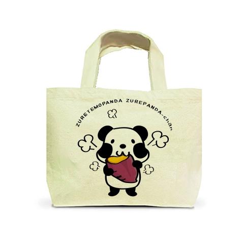 上野松坂屋 あにまるアート&グッズフェスタ トートバッグ エコバッグ パンダ 焼き芋