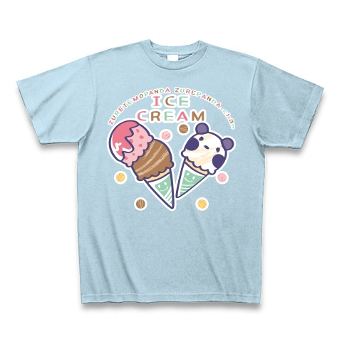 上野松坂屋 あにまるアート&グッズフェスタ パンダ 動物 焼き芋 Tシャツ
