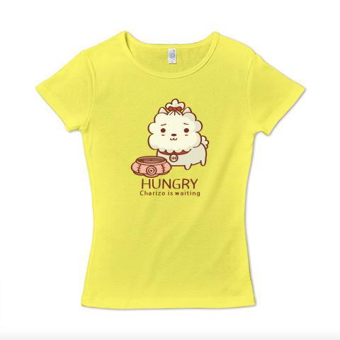 CT03 チャリゾー 犬 ワンワン キャラ キャラクター ポップ 500円 イラスト Tシャツ 半袖 レディース Tシャツトリニティ リンク