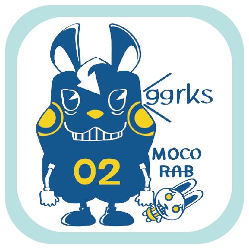 CT123モコモコラビット ロボット ウサギ モコモコ もこもこうさぎ SUZURI リンク