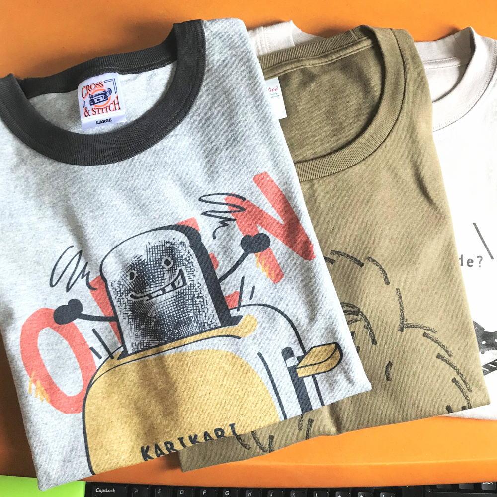 Tシャツトリニティ リンク