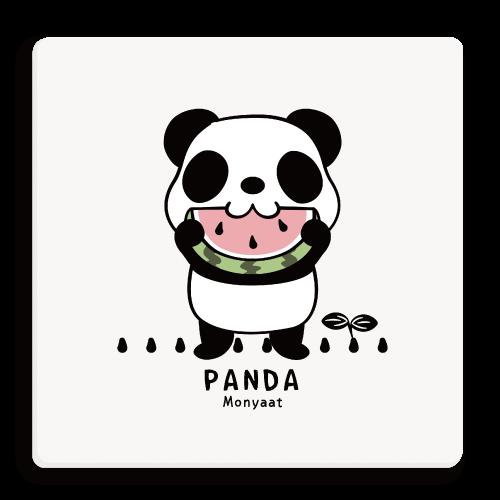 ズレちゃんとTWIN PANDAS*C パンダ 動物 キャラクター キャラ パンダTシャツ ズレぱんだ パンダキャラ 双子ちゃん ズレちゃん 双子パンダ