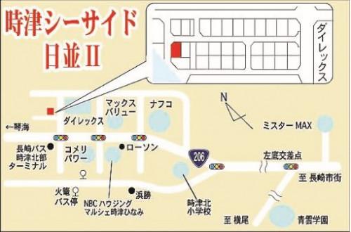 シーサイドひなみⅡ 地図 ぐっとホームバージョン.JPG