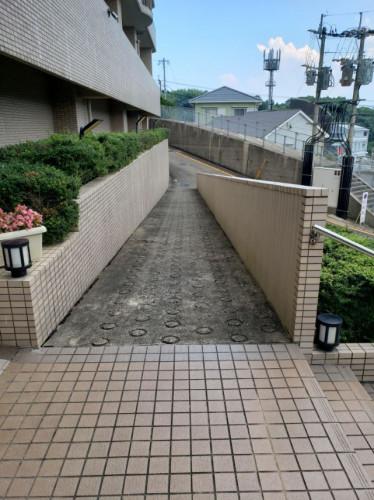 玄関スロープ.JPG