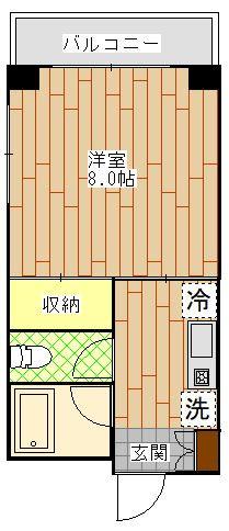 エクセルコート葉山 201号.JPG