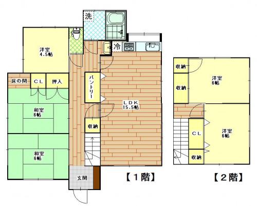 長与町岡郷ハウジングラボ売主戸建て1680万円.JPG