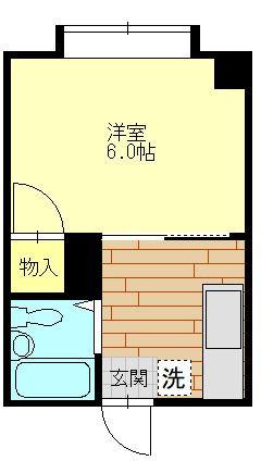 エトワールK 305号室.JPG
