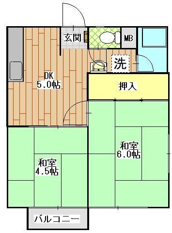 田中アパート202号室.JPG