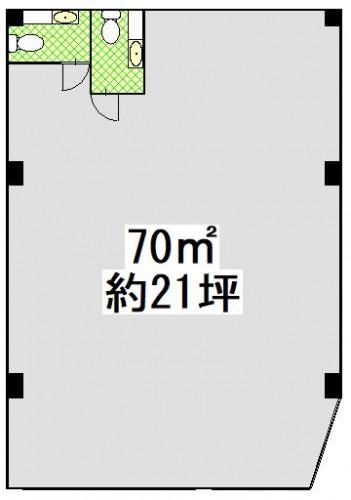 桜町1-1草野ビル1階テナント.JPG