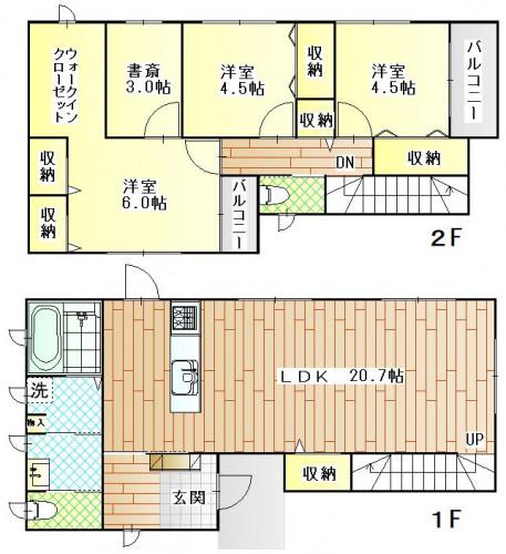 城栄町新築プラン(ハウジングクラウチ)D号地.JPG