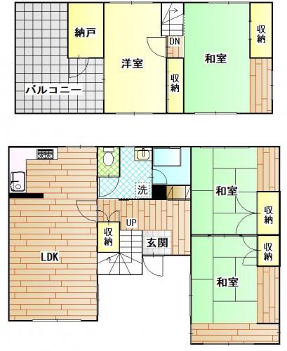 時津町左底郷土地建物(関邸).JPG