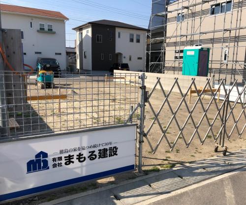 【現場レポート】小松島市I様邸 基礎着手の様子