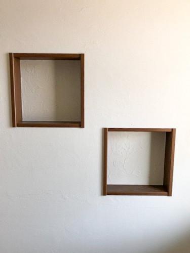 【現場レポート】阿南市I様邸 漆喰壁&ニッチが完了!