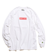 Abbey Road Box Logo LS Tee White.jpg