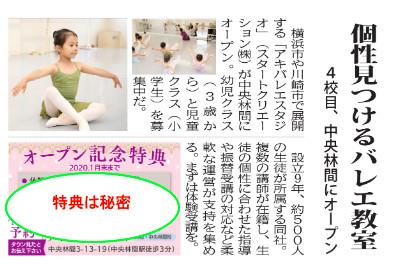タウンニュース掲載アキバレエ中央林間1117.png
