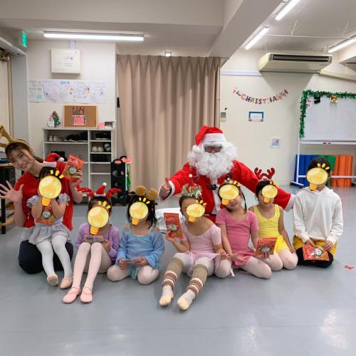 アキバレエスタジオサンタクロースクリスマス.jpg
