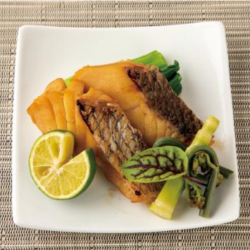 鮮魚の焼き魚