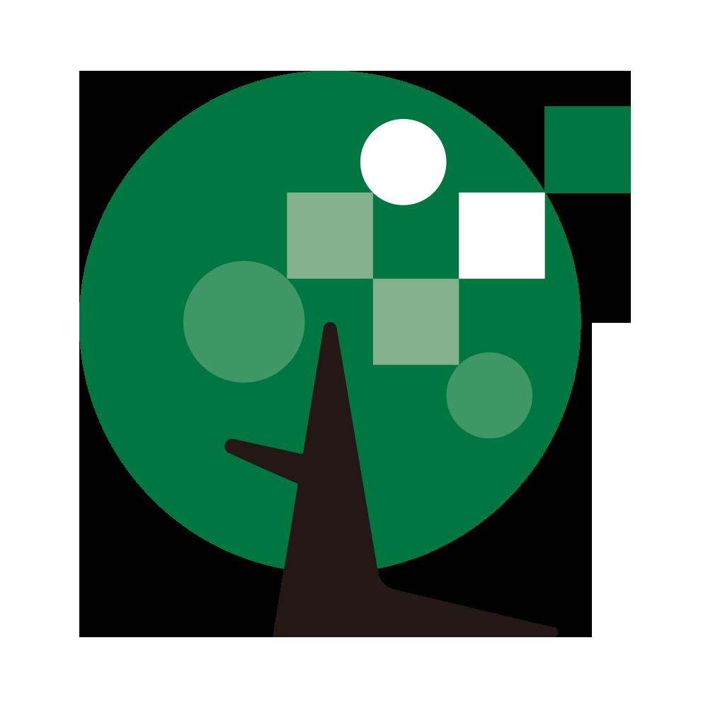シンボルロゴの事例