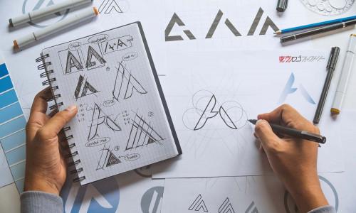 ロゴ専門デザイナーのロゴ制作サービス