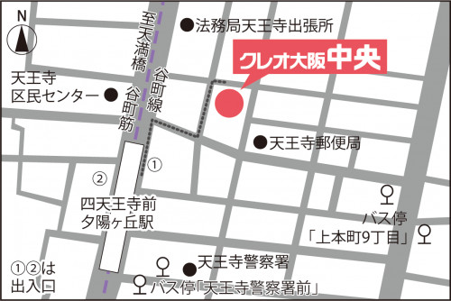 クレオ大阪map.png